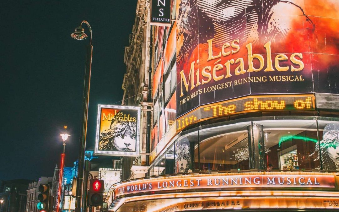 2019 Box Office figures released by Society of London Theatre (Your News)
