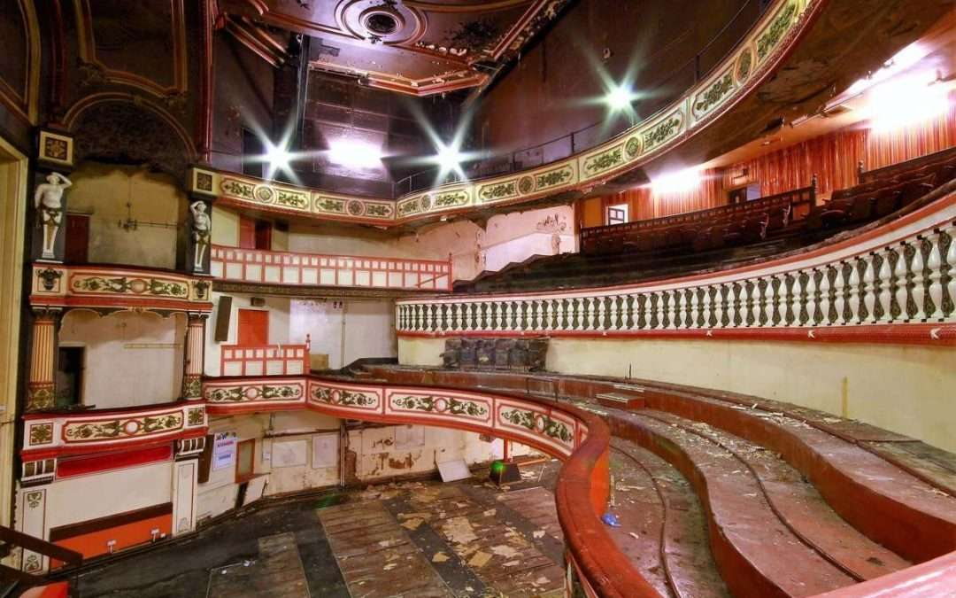 Save the Salford Victoria Theatre (Your News)