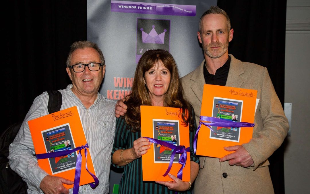 THE 16th WINDSOR FRINGE KENNETH BRANAGH AWARD FOR NEW DRAMA WRITING (Your News)