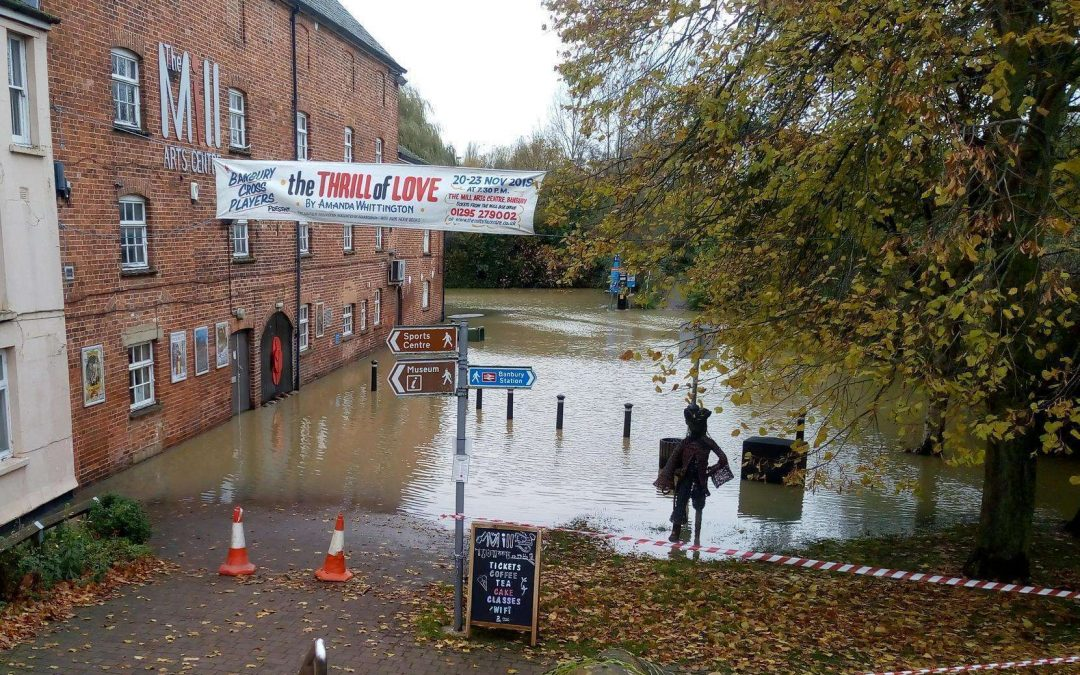 Play Postponed Due to Flooding (Your News)