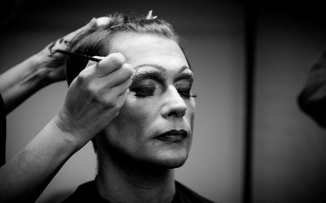 """""""I Am What I Am"""" …Behind the Make-Up"""