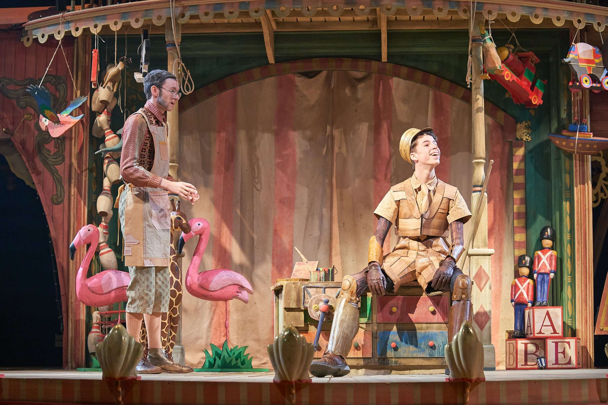It has long been my contention that Chichester Festival Theatre has one of the finest youth theatres in the country and this show proves it – again.