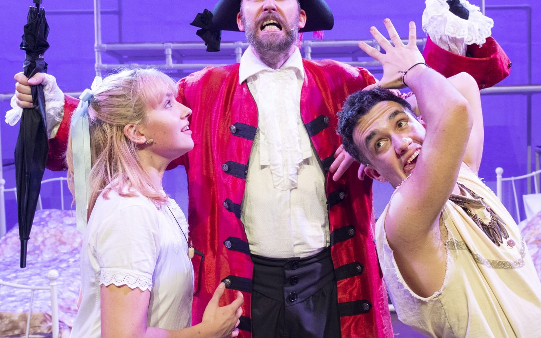 PETER PAN opens at the Alban Arena – Photo Review