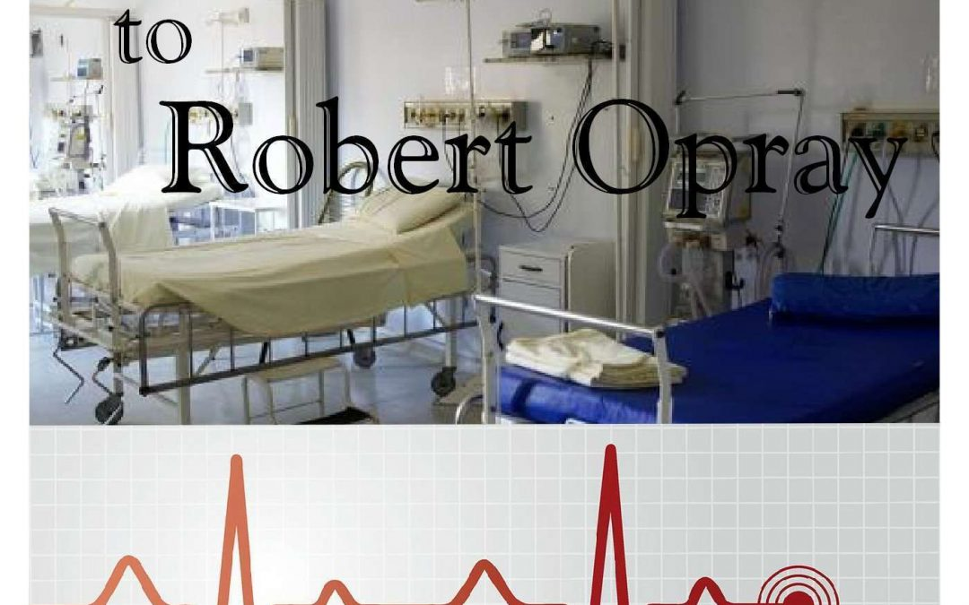 WHATEVER HAPPENED TO ROBERT OPRAY? PODCAST NOW AVAILABLE
