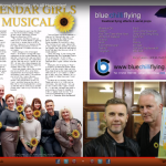 Calendar Girls, Peter Duncan and Home Schooling – It's All Happening!