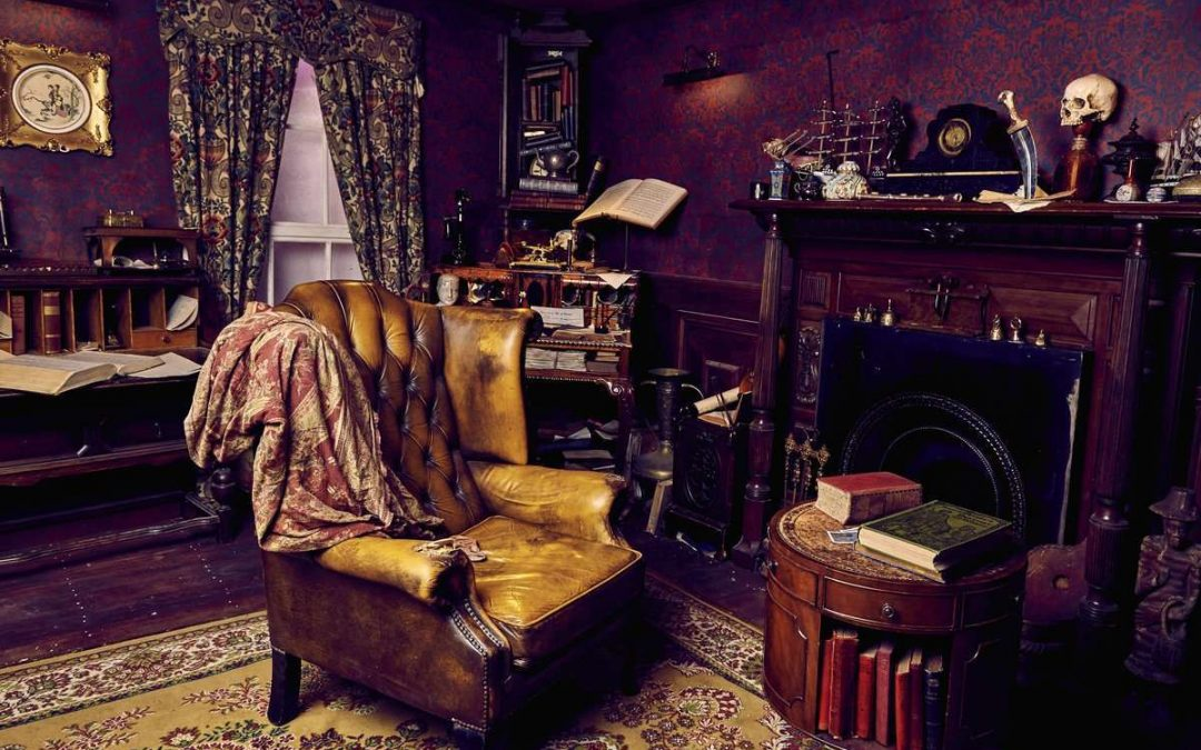 NEW SHERLOCK HOLMES IMMERSIVE ONLINE ADVENTURE, 'THE CASE OF THE HUNG PARLIAMENT' EXTENDS TO 10TH MARCH 2021