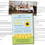 Calendar Girls: The Musical – it's over to Concord Theatricals for an update now!