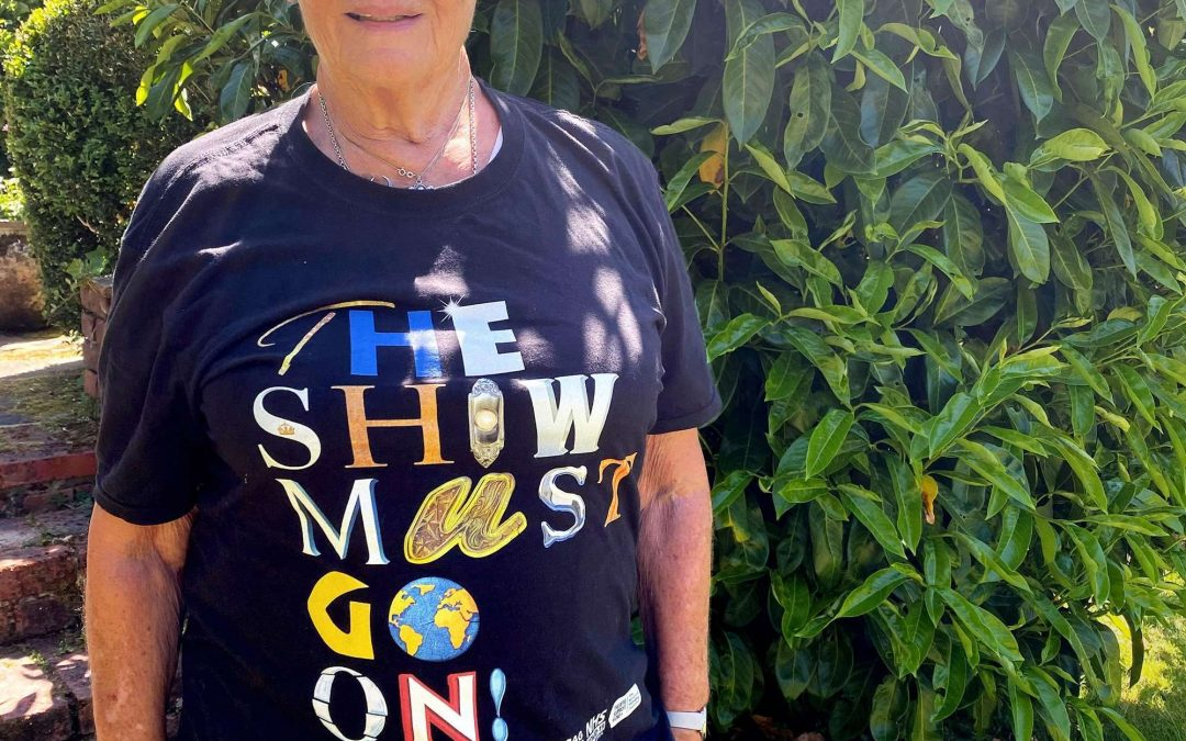 YOUR NEWS – Dame Judi Praises 'The Show Must Go On!' Creators