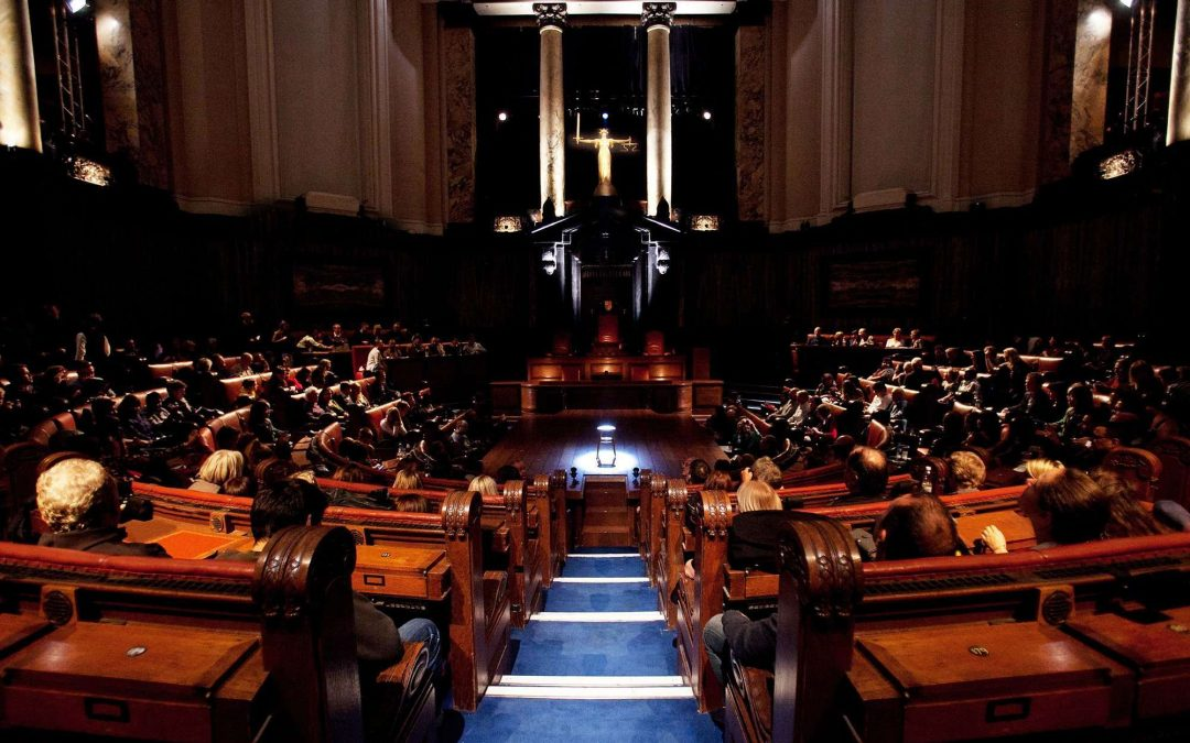 AGATHA CHRISTIE'S 'WITNESS FOR THE PROSECUTION' to REOPEN at COUNTY HALL