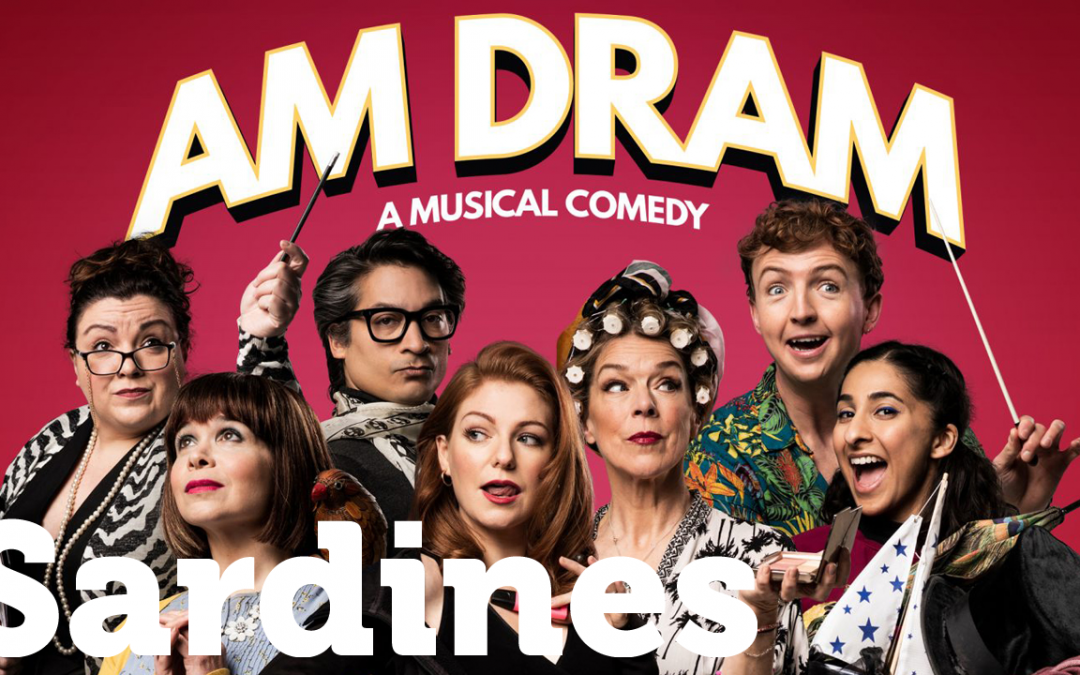 Am Dram! Taking the P**S or a Lovable Send-Up? Janie Dee Might Tell Us…