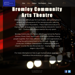 YOUR NEWS – New Bromley Theatre Group to Produce The Bard's Dream