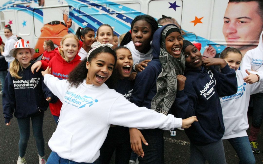 YOUR NEWS – Jack Petchey Foundation, 21 Years of Changing Lives