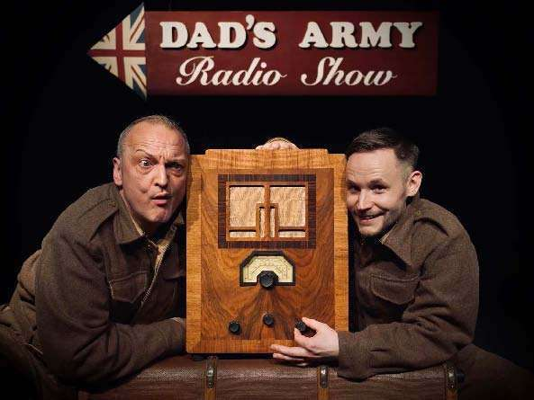 'Dad's Army Radio Show' is back with 3 episodes newly adapted for the stage!