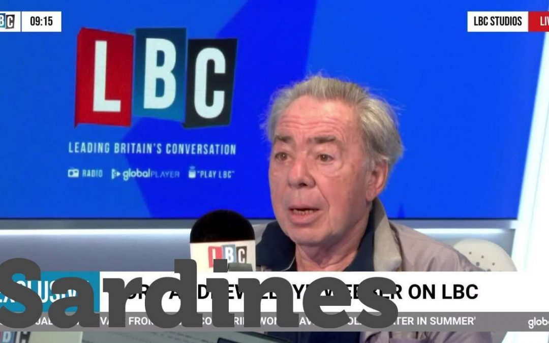 Is Lord Andrew Lloyd Webber the Champion of Theatre?