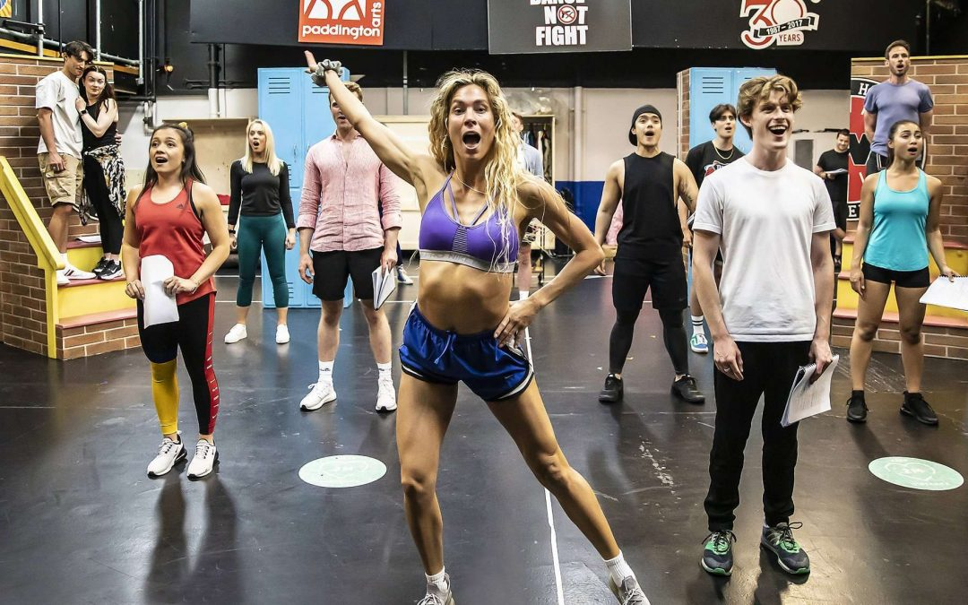 REHEARSAL IMAGES RELEASED for HEATHERS THE MUSICAL WEST END