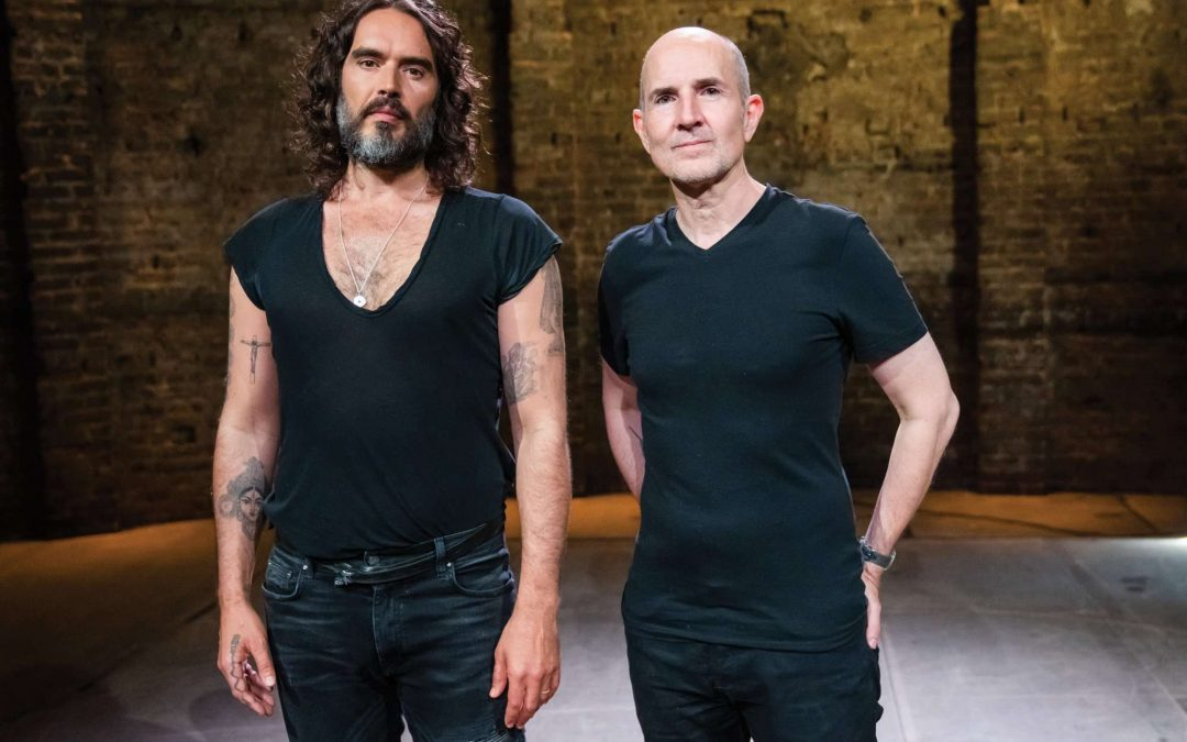 RUSSELL BRAND'S ONE-MAN SHOW ABOUT SHAKESPEARE to be BROADCAST VIA ON-DEMAND STREAMING SERVICE, LIVENOW