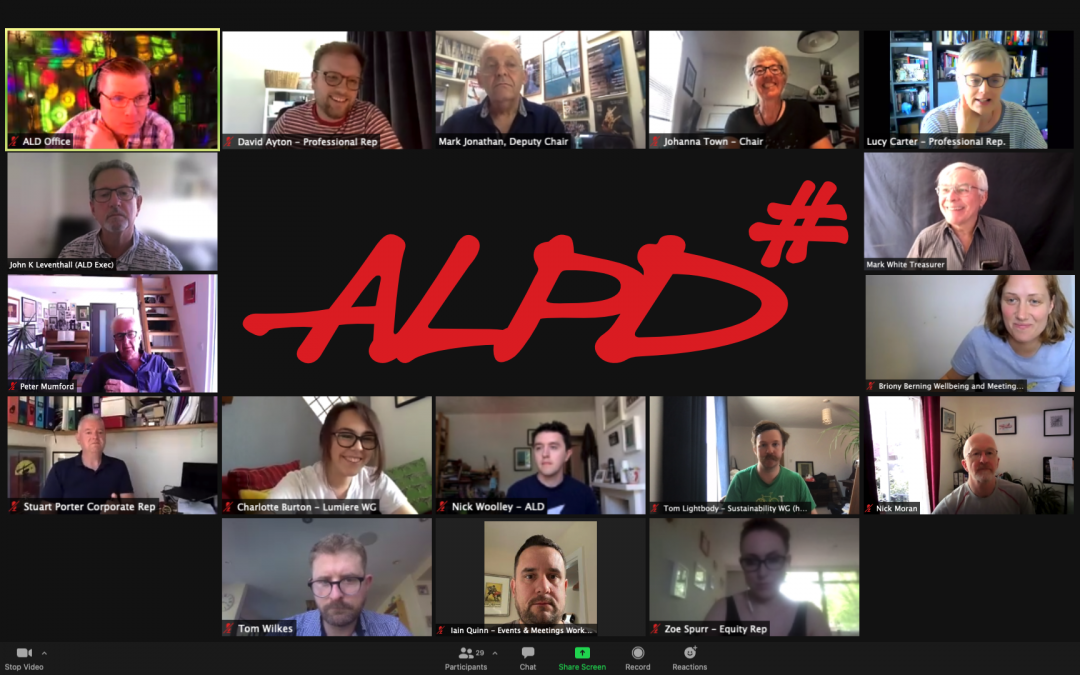 YOUR NEWS – ALD Name-Change