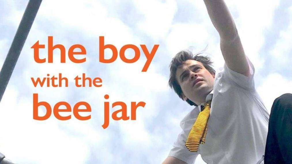 The Boy with the Bee Jar