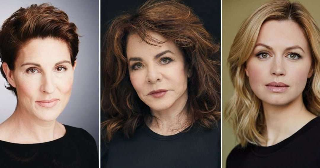 Stockard Channing & Rebecca Night in 'NIGHT, MOTHER and Tamsin Greig in PEGGY FOR YOU