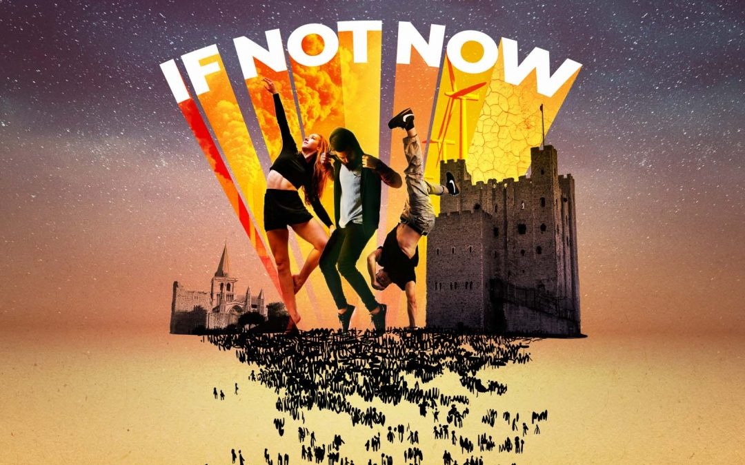 Leading arts organisation Icon Theatre to present 'If Not Now' at Rochester Castle in Kent